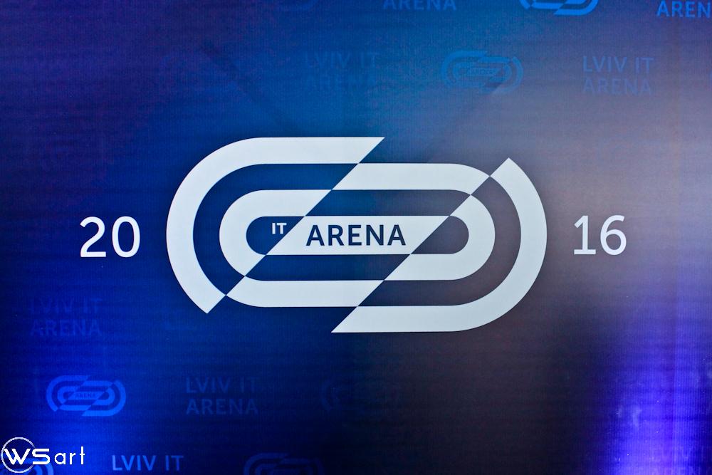 Львів IT Arena 2016